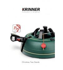 Suport brad Krinner Premium XXL  cu rezervor de apa  pentru un brad cu dimensiunea de pana la 4m