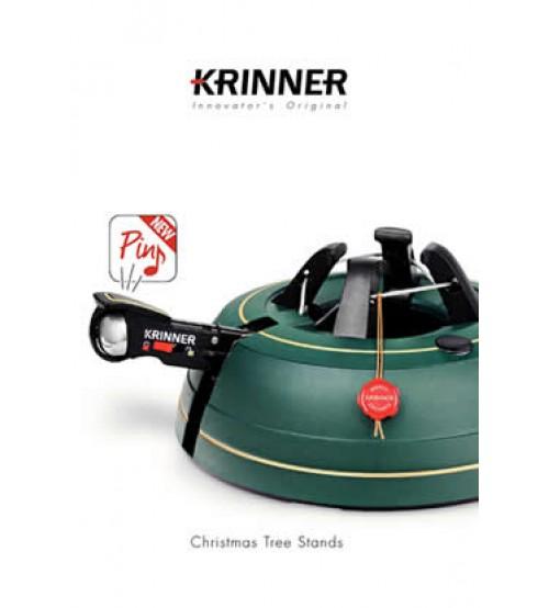 Suport brad KRINNER Premium L cu rezervor de apa  pentru un brad cu dimensiunea de pana la 2,7 m