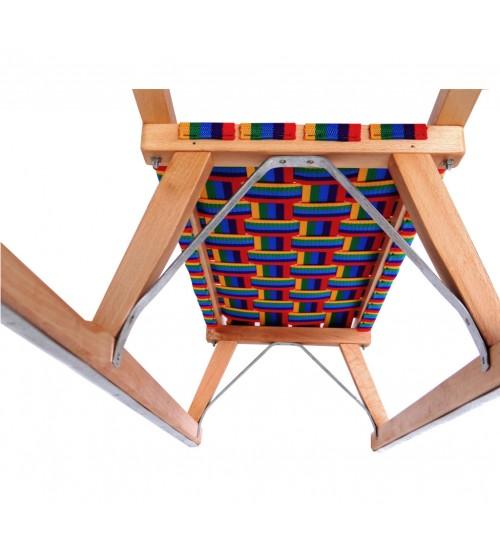 Wooden sled Atlas