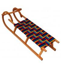 Wooden sled Balcan