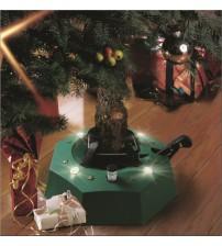 Suport brad M 350 LED cu rezervor de apa pentru un brad cu dimensiunea de pana la 3,5 m
