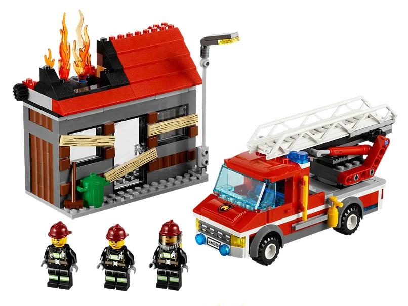 Alarma de incendiu (60003)