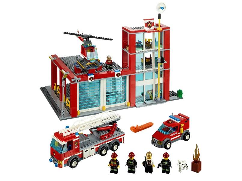 Statia de pompieri (60004)
