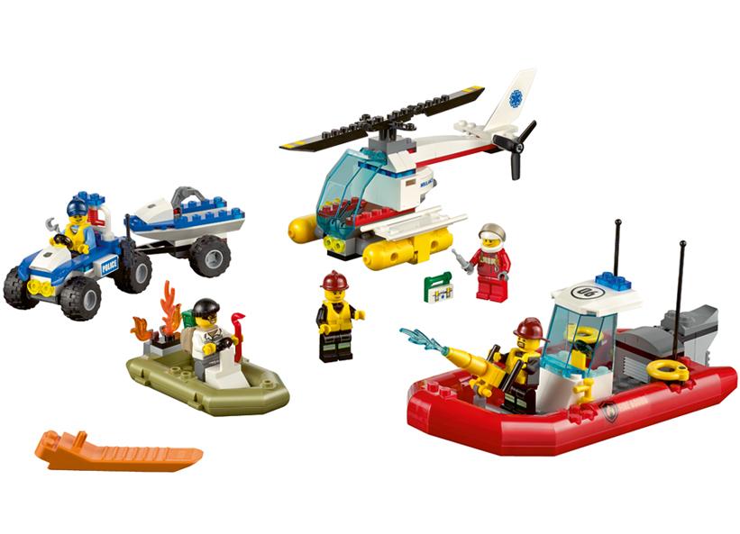 Set pentru incepatori LEGO City (60086)