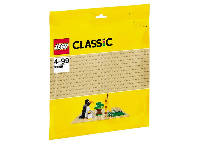 Placa de baza crem LEGO (10699)