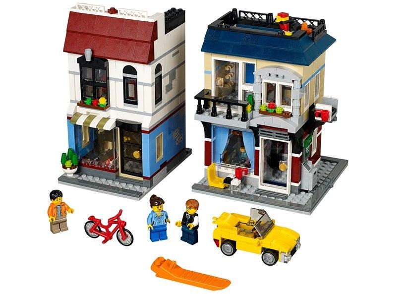 Cafenea si magazin de biciclete (31026)