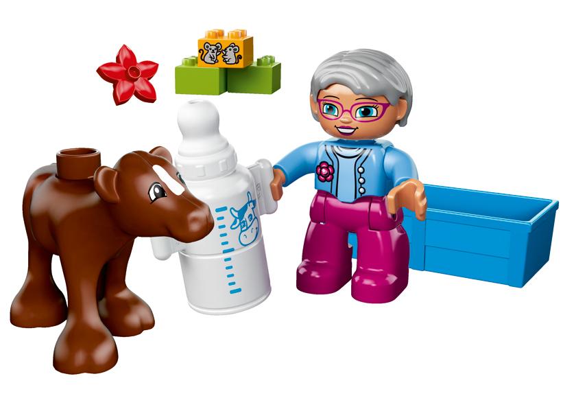 Vitelus LEGO DUPLO (10521)