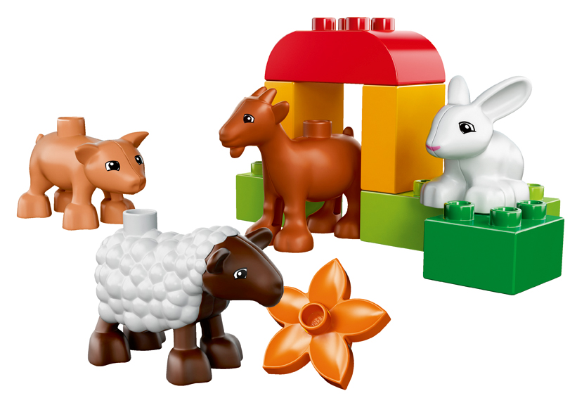 Animale de ferma LEGO DUPLO (10522)