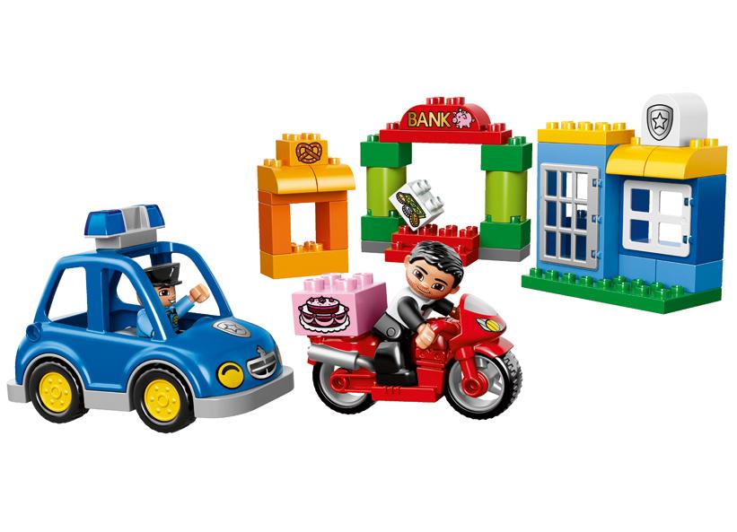 Politie LEGO DUPLO (10532)