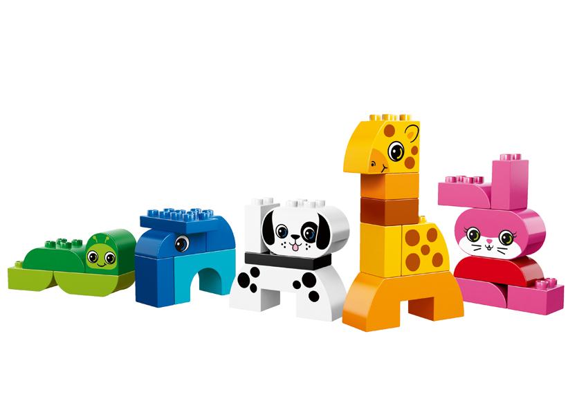Animale creative LEGO DUPLO (10573)