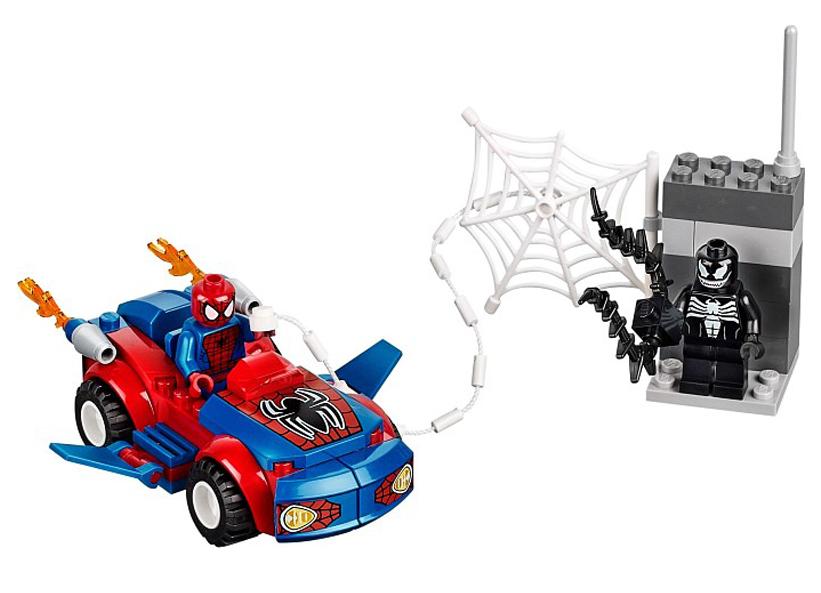 Spider-Man: Atacul masinii paianjen (10665)