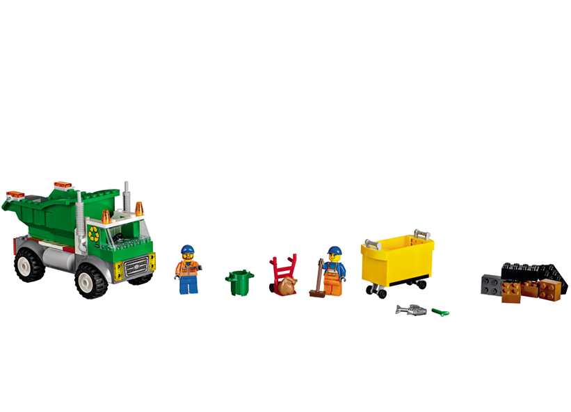 Camion pentru gunoi (10680)
