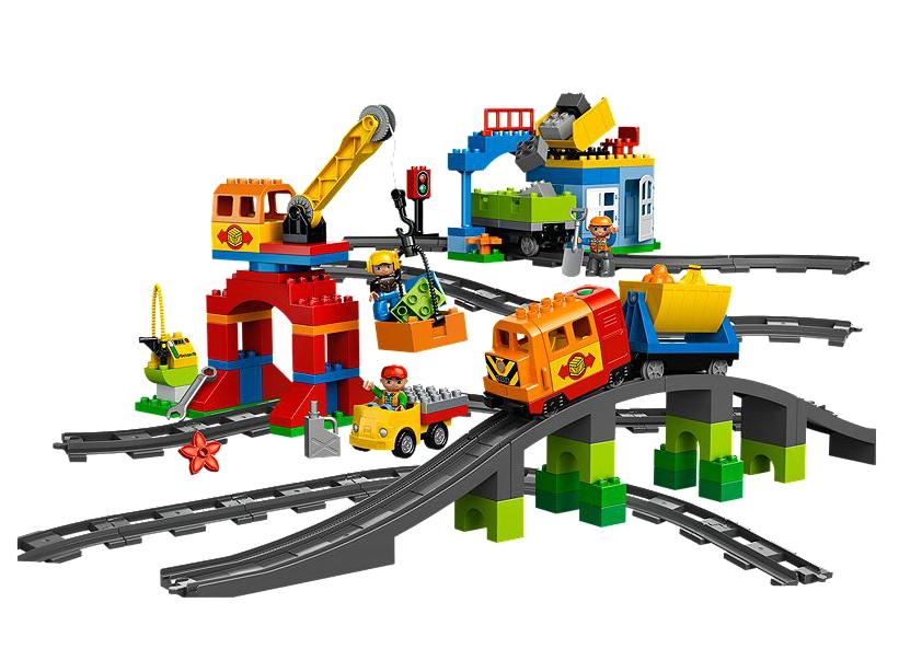 Set de trenuri Deluxe (10508)