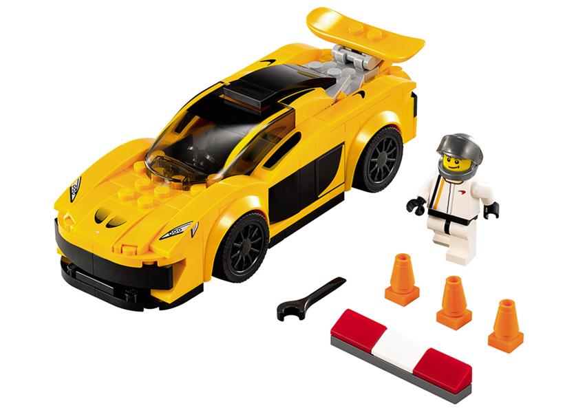 McLaren P1a?? (75909)