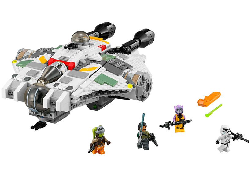 The Ghost (75053)