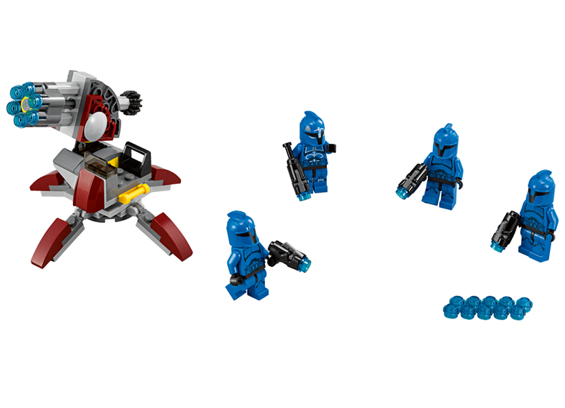 Senate Commando Troopersa?? (75088)