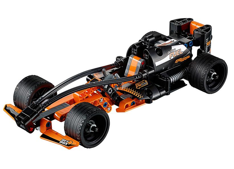 Masina neagra de curse (42026)
