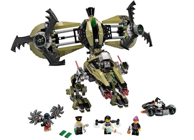 Atacul uragan (70164)