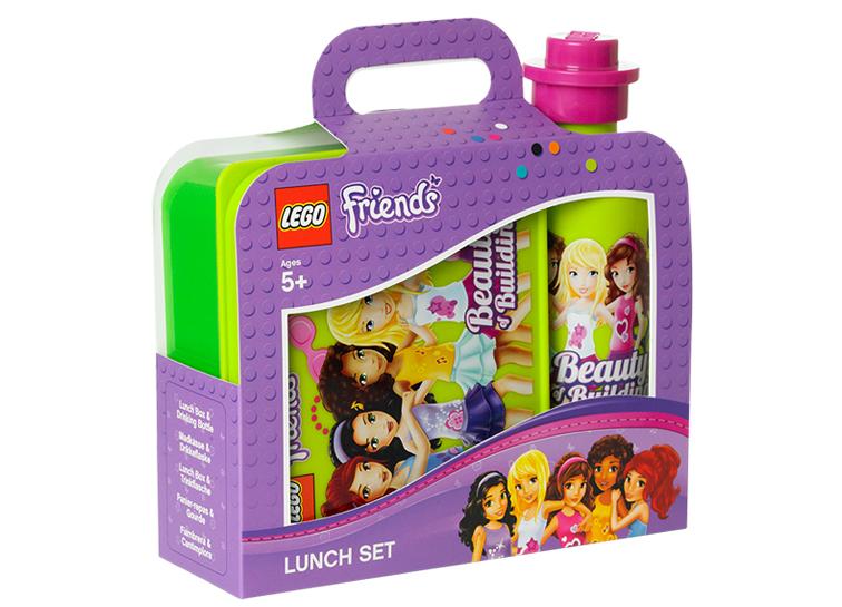 Set pentru pranz LEGO Friends verde